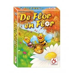 Children's board game De Flor en Flor from Mercurio Distribuciones