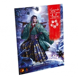 The embrace of winter supplement for The Legend of the Five Rings RPG from Fantasy Flight Games