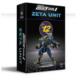 ¡Llegan los TAG a Infinity CodeOne! Zeta Unit O-12 Infinity de Corvus Belli 282008-0846