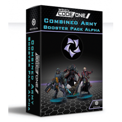 Combined Army Booster Pack Alpha Combined Army CodeOne Infinity de Corvus Belli 281607-0852