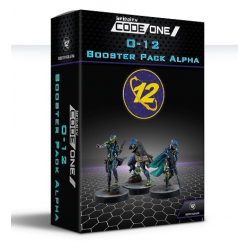 O-12 Booster Pack Alpha Infinity by Corvus Belli 282009-0854