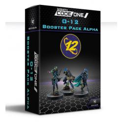 O-12 Booster Pack Alpha Infinity de Corvus Belli 282009-0854