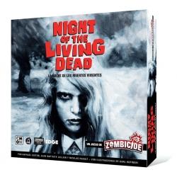 Juego de mesa Zombicide Night of the Living Dead de Edge Entertainment