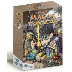 Juego de cartas Magus Novatus de Átomo Games