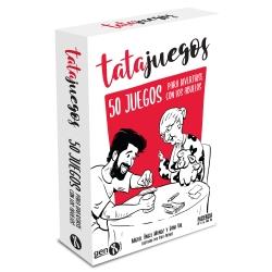 ¡Con Tatajuegos tendréis más de 50 actividades lúdicas para combatir el aburrimiento!