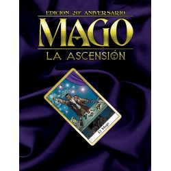 Role-playing game Wizard: The Ascension 20th anniversary ed. Pocket from NoSoloRol