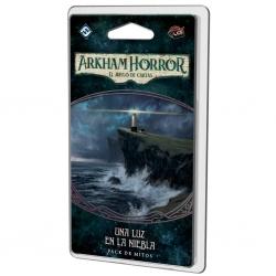 Juego de cartas Arkham Horror Lcg Una luz en la niebla de Fantasy Flight Games
