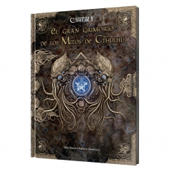Book The great grimoire of the Cthulhu Mythos by Edge Entertainment