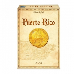 Puerto Rico table game from Alea and Ravensburger