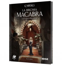 The Call of Cthulhu Macabre Joke Book by Edge Entertainment