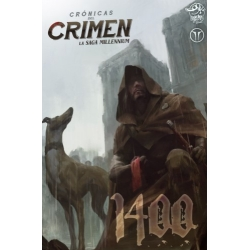 Expansion 1400 of the Chronicles of Crime board game from Luckyduck Games