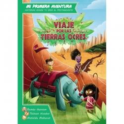 Libro juego de rol para niños Viaje Por Las Tierras Ocres de Maldito Games