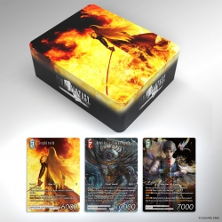 CARD GAME FINAL FANTASY TCG GIFT SET 2 FROM SQUARE ENIX
