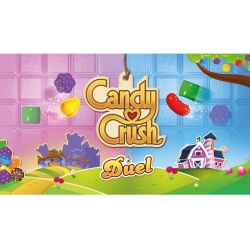 Candy Crush Duel board game from 2Tomatoes Games