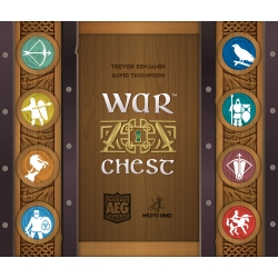War Chest board game from Maldito Games