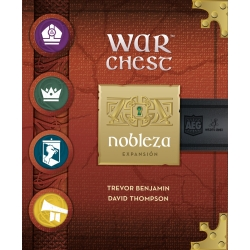 Nobility expansion for War Chest board game from Maldito Games