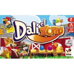 En el juego Dalí el Zorro cada jugador se convertirá en un zorro que deberá recoger huevos