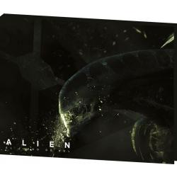 Pantalla del DM de Alien: el juego de rol de Edge Entertainment