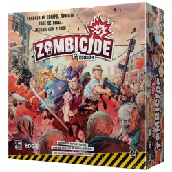 Cooperative board game Zombicide Second Edition from CMON Games