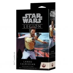 Lando Calrissian Expansión de comandante Star Wars: Legion de Fantasy Flight Games