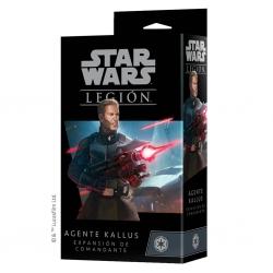 Agente Kallus Expansión de comandante Star Wars: Legion de Fantasy Flight Games
