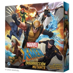 X-Men Mutant Insurrection board game from Fantasy Flight Games