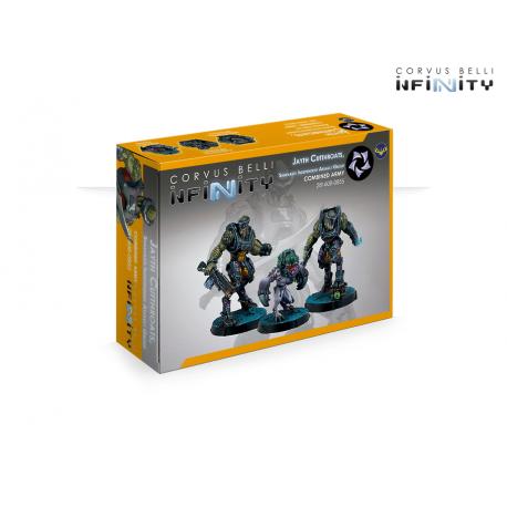 Jayth Cutthroats, Shasvastii Independent Assault Group Ejército Combinado Infinity de Corvus Belli referencia 281608-0855