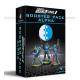 PanOceania Booster Pack Alpha del juego de mesa de miniaturas Infinity de Corvus Belli 281218-0856