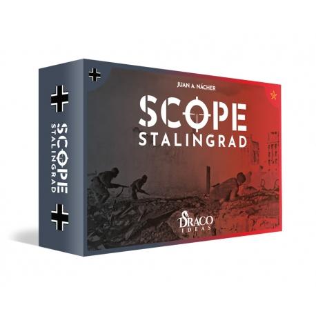 Juego de cartas SCOPE Stalingrad de Draco Ideas
