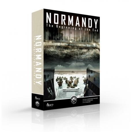 Juego de mesa de estrategia Normandy: El comienzo del fin de Draco Ideas