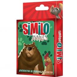 Similo Animales Juegos Educativos de Asmodee