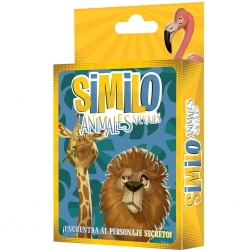 Similo Wild Animals Educational Games by Asmodee