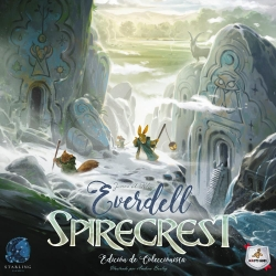 Expansión Spirecrest Edición Coleccionista del juego de mesa Everdell de Maldito Games