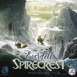 Spirecrest Expansion of the Everdell board game from Maldito Games