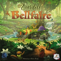 Bellfaire Expansion of the Everdell board game from Maldito Games