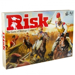 Risk Strategy Board Game Classic Edition by Hasbro Gaming