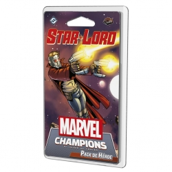 Star-Lord Hero pack for Marvel Champions Lcg from Fantasy Flight Games