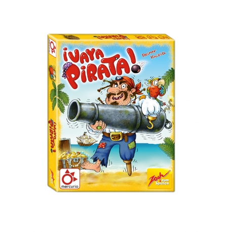Card game What a pirate! Mercury Distributions