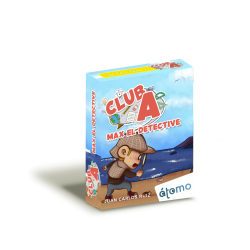 Club A Max the Detective card game from Átomo Games