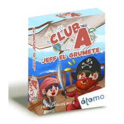 Club A Jeff the Cabbage Man card game from Átomo Games