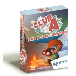 juego de cartas Club A Bob el Explorador de Átomo Games