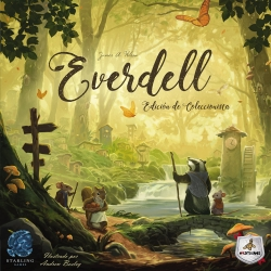 Everdell Collector's Edition board game from Maldito Games