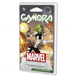 Marvel Champions Lcg: Gamora Pack de Héroe