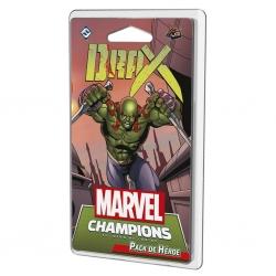 Drax pack de Héroe para Marvel Champions Lcg de Fantasy Flight Games