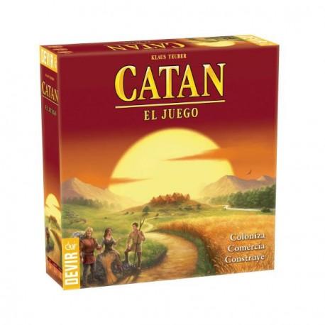 Los colonos de Catán juego básico