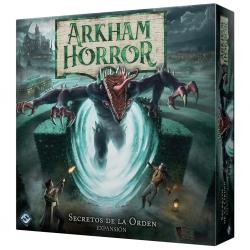 Expansión juego de mesa Arkham Horror Secretos de la Orden de Fantasy Flight Games