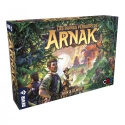 The Lost Ruins of Arnak table game of Devir