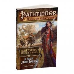 El retorno de los Señores de las Runas 6: el auge de la nueva Thassilon del juego de rol Pathfinder de Devir