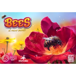 Bees: The Secret Kingdom is family game based on Bees