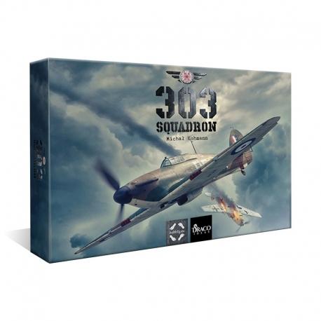 Juego de mesa 303 Squadron Edición Kickstarter de Draco Ideas